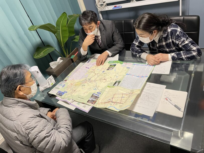 東郷地域自治区の足を考える会
